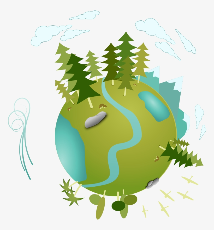 Ecological clipart svg library stock Medium Image - Ecological Clipart - 760x800 PNG Download - PNGkit svg library stock