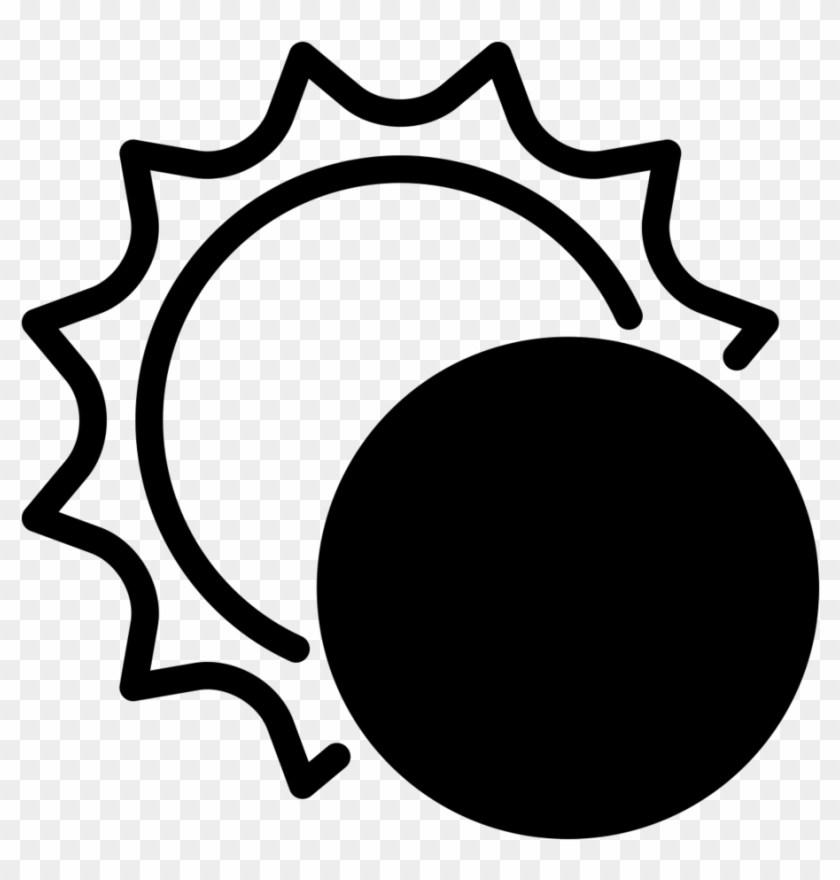 Total eclipse clipart svg transparent Solar eclipse clipart black and white 1 » Clipart Portal svg transparent
