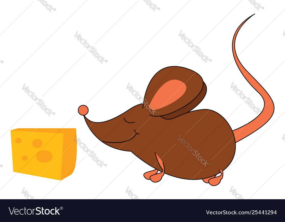 Ecstasy clipart picture Clipart a mouse in ecstasy about thought picture