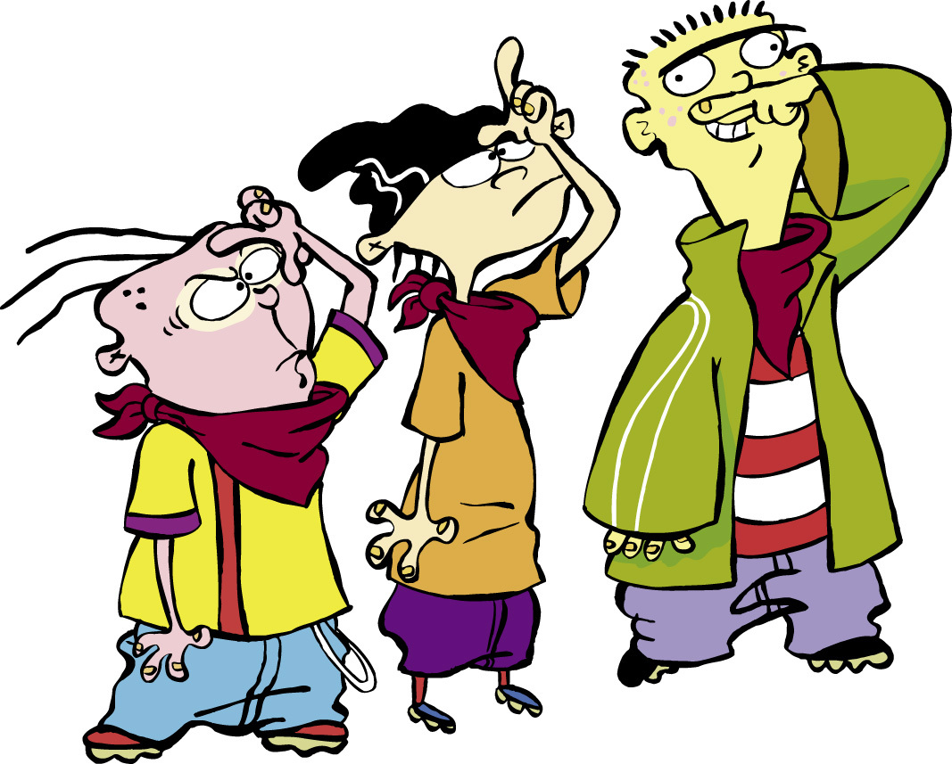 Ed edd and eddy clipart graphic library download Ed, Edd n Eddy (1999-2008) graphic library download