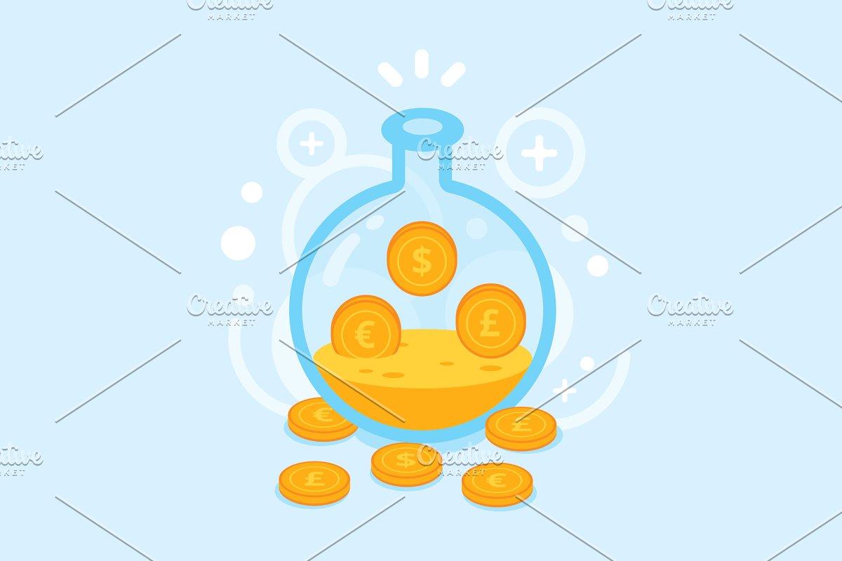Editable laboratory clipart clip transparent Money Laboratory Clipart clip transparent