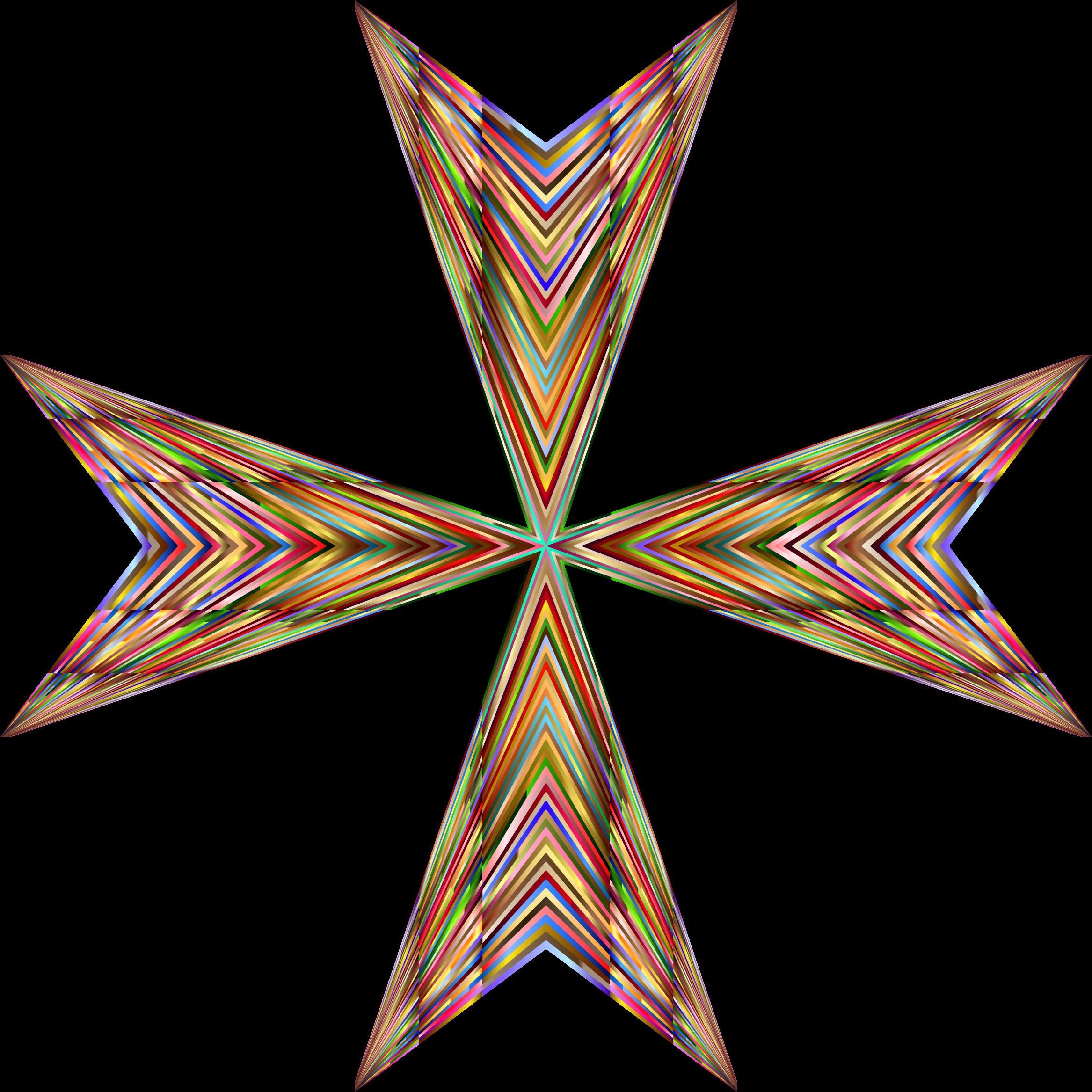 Maltese cross hd clipart picture stock Clipart - Vibrant Maltese Cross picture stock