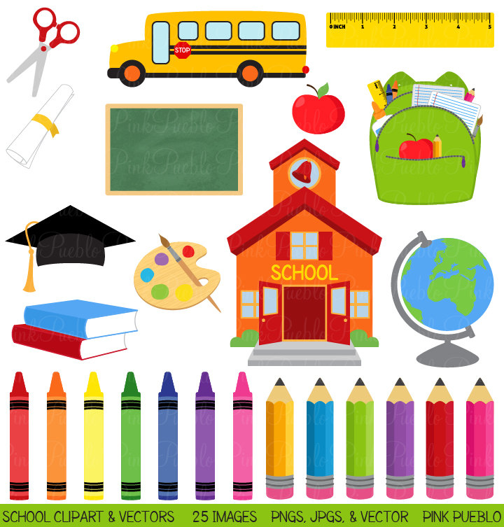 Education cliparts free download - ClipartFest image