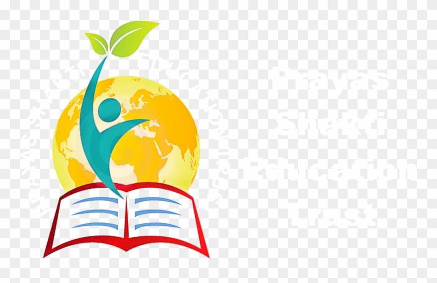 Education logo clipart jpg black and white stock Prayas Shakti Education Trust - Educational Logos Clipart (#914630 ... jpg black and white stock