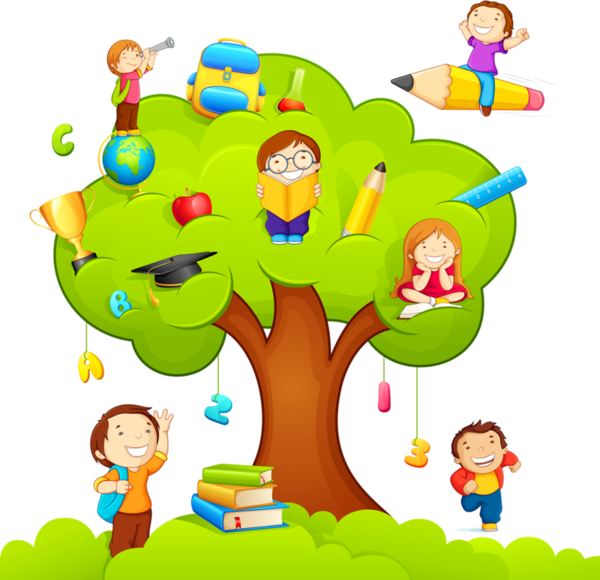 Education tree clipart transparent library arbre,png | osztály dekor | Pinterest | Clip art and Crayons transparent library