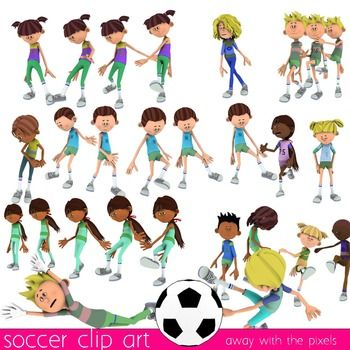 Educational clipart for commercial use vector freeuse Fitness Clip Art - Soccer Football Commercial Use Clipart ... vector freeuse