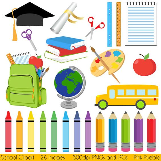 Educational clipart for commercial use vector library download Educational clipart for commercial use - ClipartFest vector library download