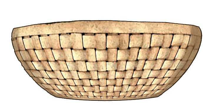 Egg basket clipart jpg transparent stock Clipart Basket & Basket Clip Art Images - ClipartALL.com jpg transparent stock