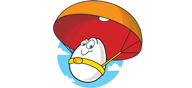 Egg people clipart graphic stock parachute-clipart-egg-drop-5   Chatsworth Hills Academy graphic stock