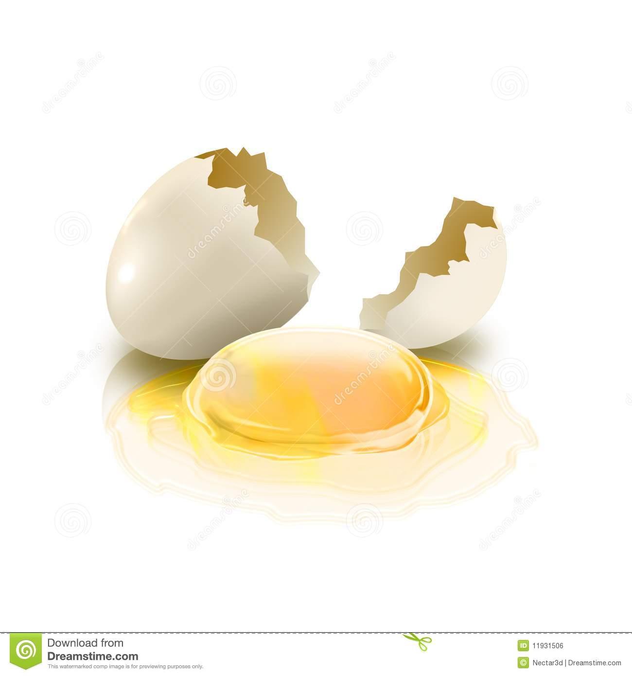 Egg yolk clipart image freeuse library Egg Yolk Royalty Free Stock Image - Image: 11931506 image freeuse library