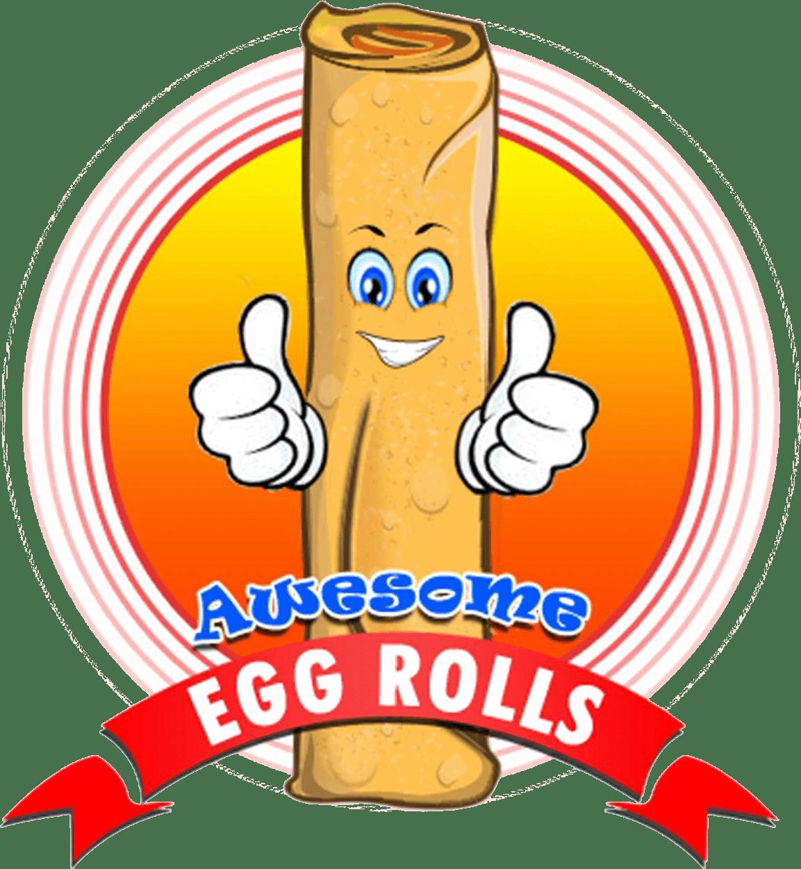 Eggroll clipart svg transparent download 942 Awesome Egg Rolls - Awesome Egg Rolls Clipart - Full Size ... svg transparent download