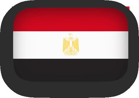 Egypt flag clipart
