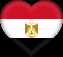 Egypt flag clipart banner freeuse download Egypt flag clipart - country flags banner freeuse download