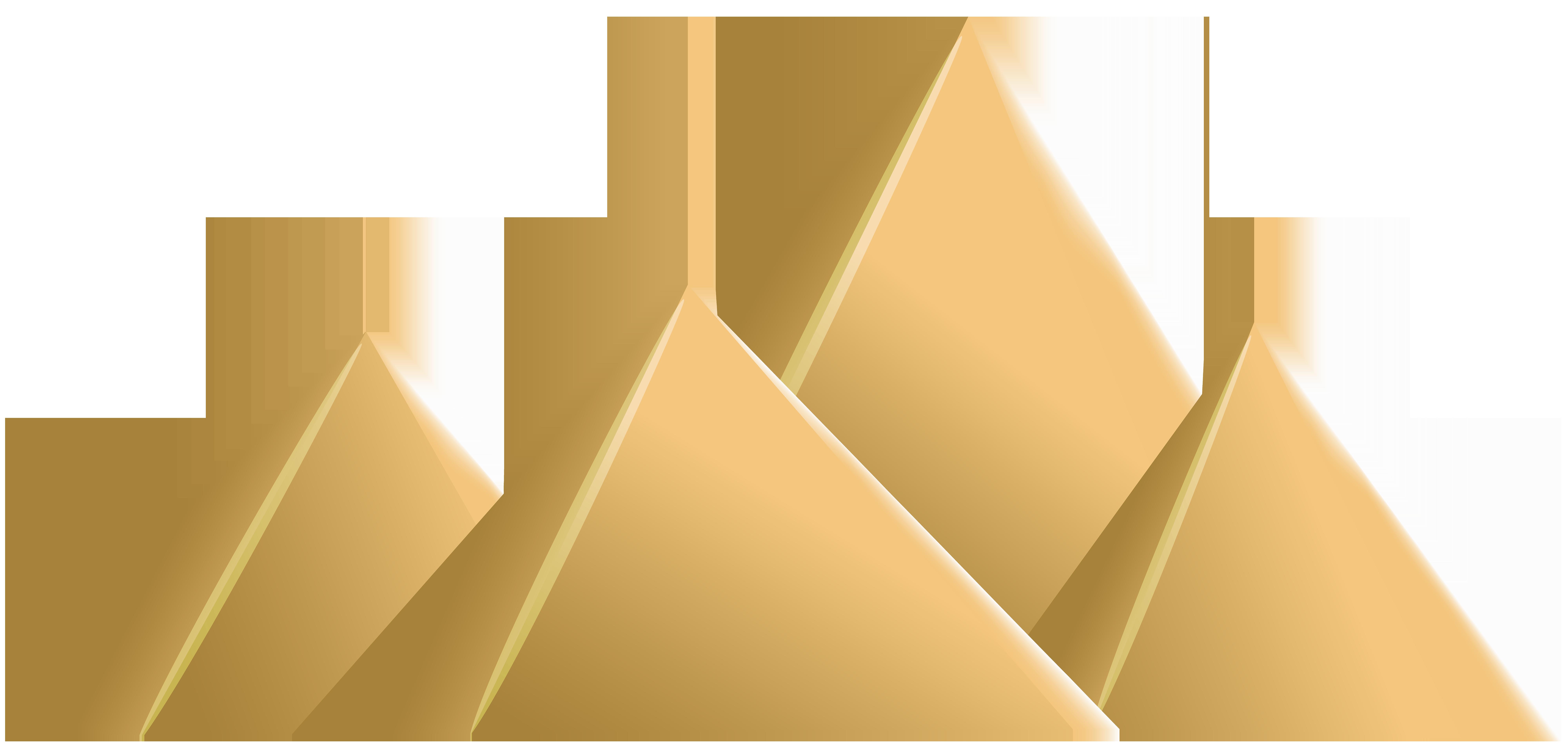 Egypt pyramid clipart vector library Egyptian Pyramids PNG Clip Art - Best WEB Clipart vector library
