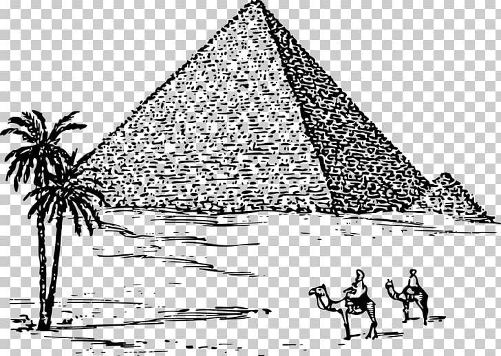 Egypt pyramid clipart graphic transparent stock Egyptian Pyramids Great Pyramid Of Giza Ancient Egypt Drawing PNG ... graphic transparent stock