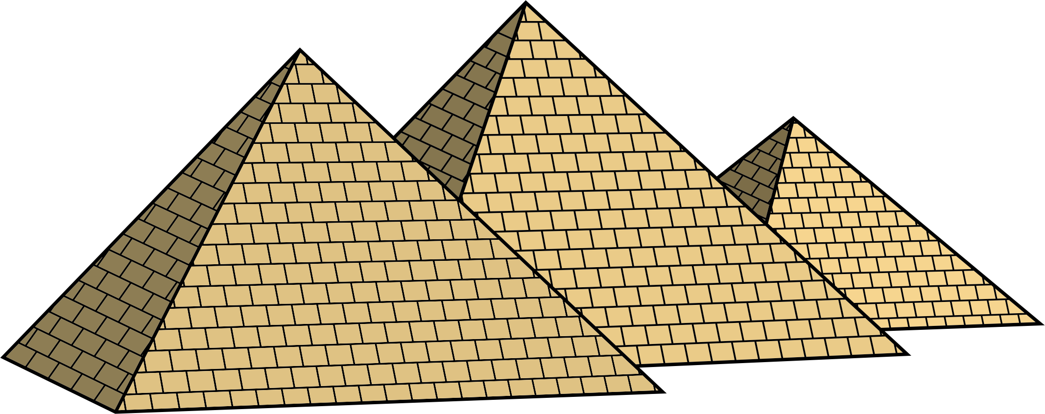 Egypt pyramid clipart picture freeuse download Great Pyramid of Giza Egyptian pyramids Ancient Egypt Clip art ... picture freeuse download