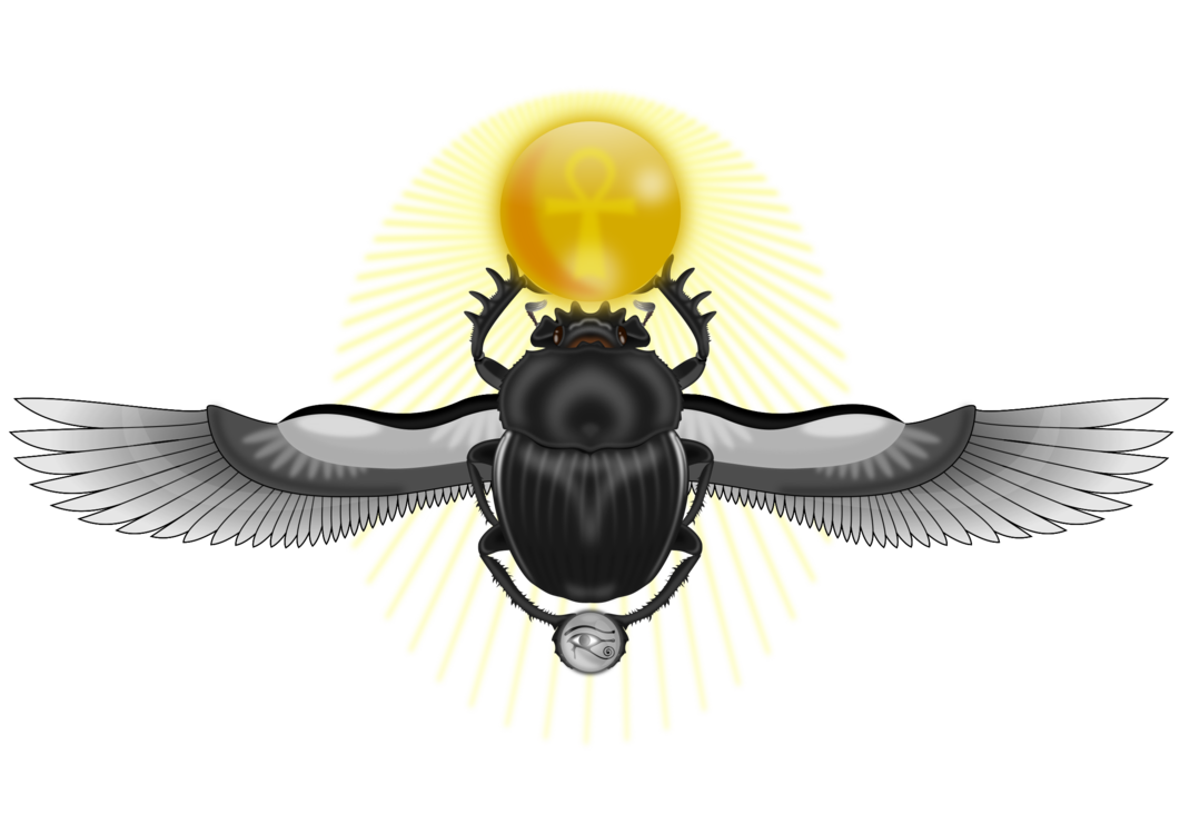 Egypt sun clipart picture free download Dung beetle Ancient Egypt Scarabs free commercial clipart - Beetle ... picture free download