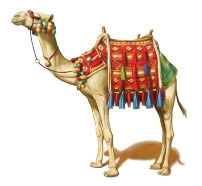 Egypt vbs clipart picture black and white download Image result for christmas animal paintings   art   Egypt, Joseph in ... picture black and white download