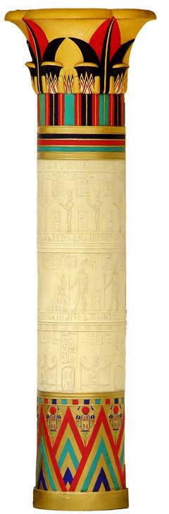 Egyptian column clipart graphic free stock Download unicorn studios wu70959vb egyptian column clipart Ancient ... graphic free stock