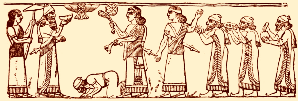 Egyptian slaves forced to walk in line holding hands clipart free download Biblical clothing - Wikipedia free download