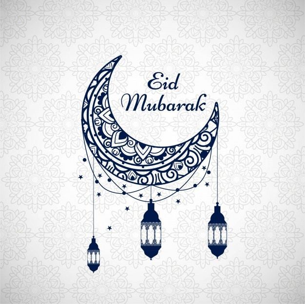 Eid mubarak clipart file image free library Eid Mubarak Vectors, Photos and PSD files | Free Download image free library