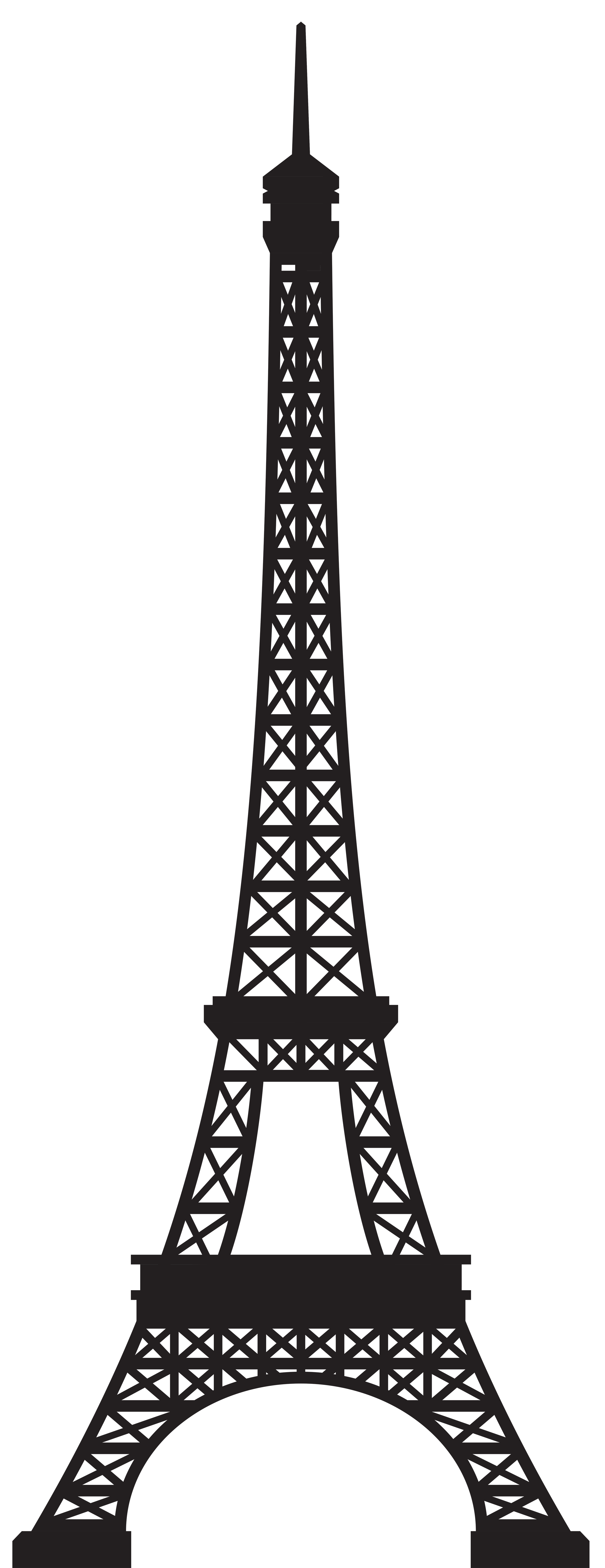 Eiffel tower clipart free picture royalty free library Free Eiffel Tower Clip Art, Download Free Clip Art, Free Clip Art on ... picture royalty free library