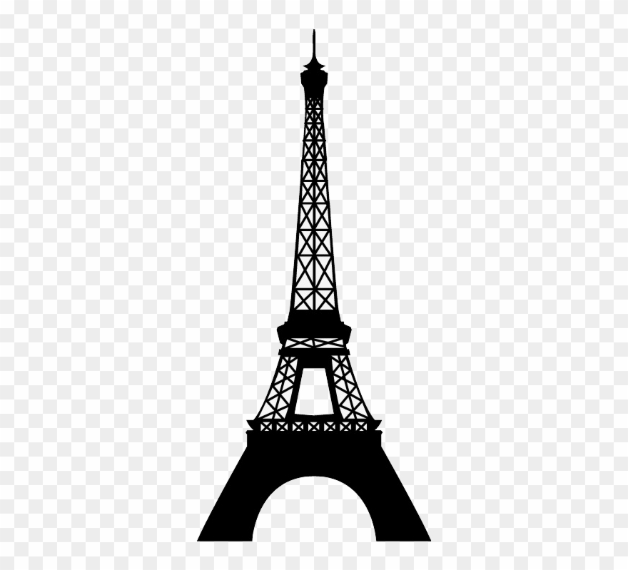 Transparent eiffel tower clipart banner download Eiffel Tower Png, Download Png Image With Transparent - Eiffel Tower ... banner download