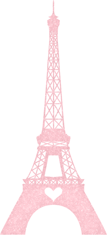 Eiffel tower heart clipart banner stock Flavia Oliveira (flavoli) - Minus.com | Inspiration for my crafts ... banner stock