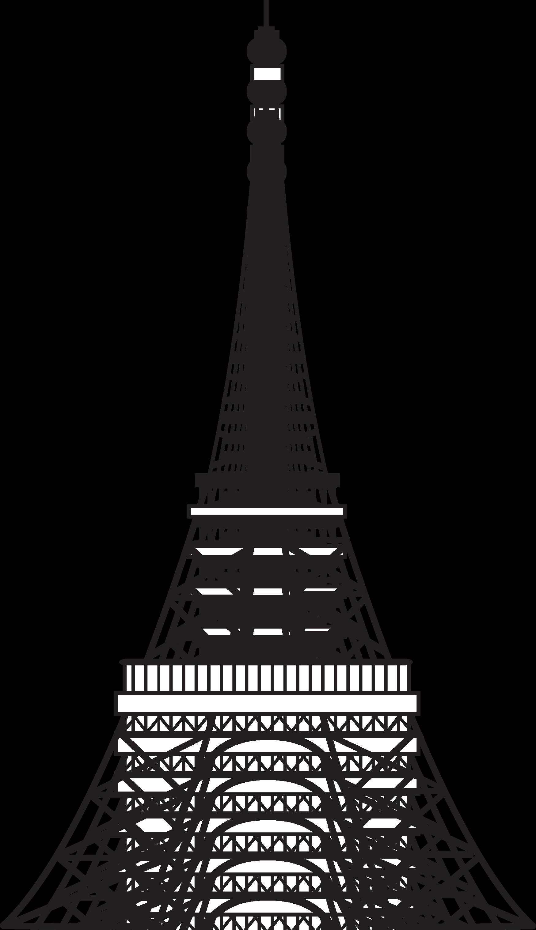 Eiffel tower heart clipart png transparent Paris Eiffel Tower Drawing cakepins.com | Cake creations | Pinterest ... png transparent