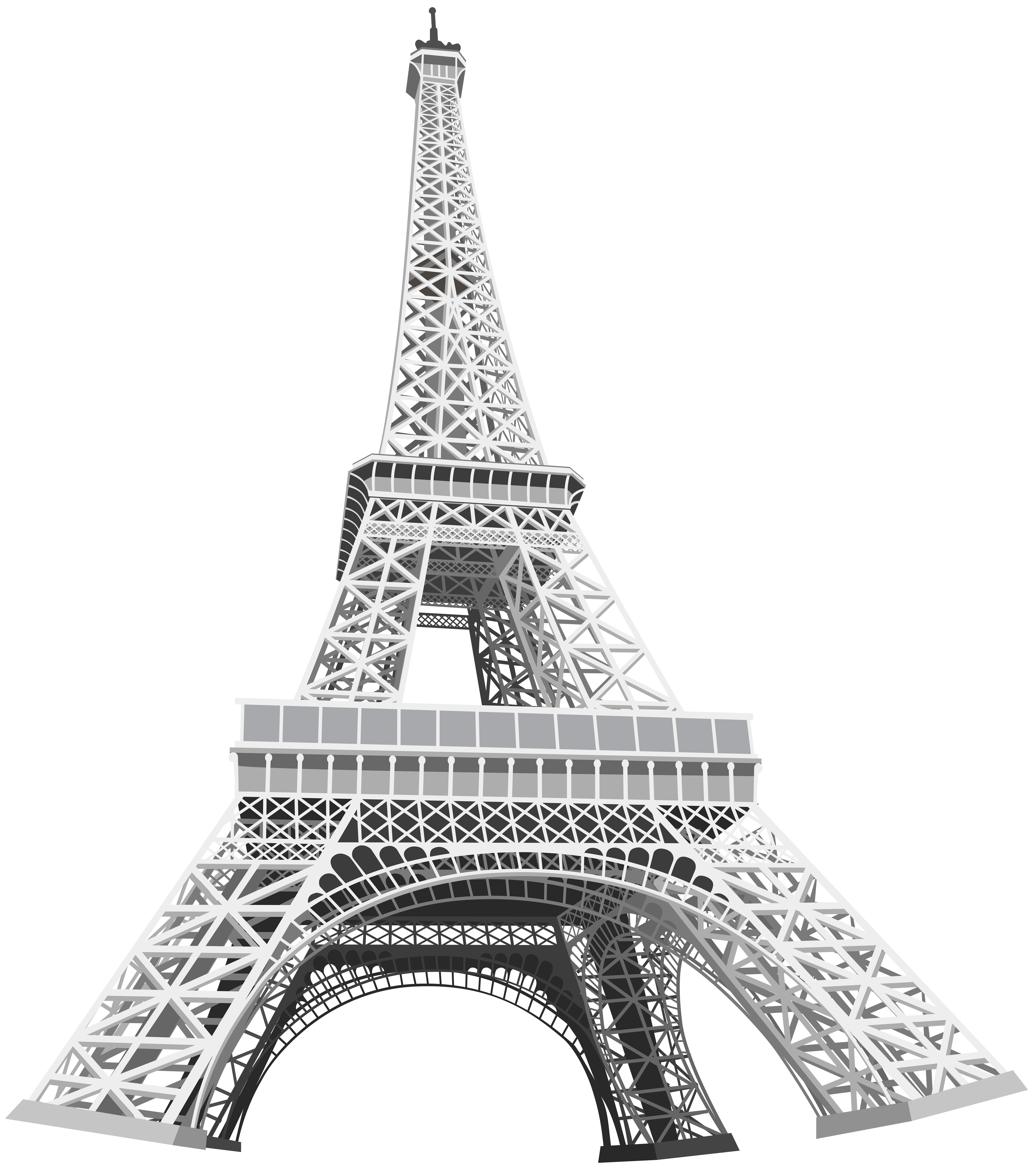 Eiffel tower heart clipart jpg transparent stock Eiffel Tower Transparent Clip Art Image | Gallery Yopriceville ... jpg transparent stock