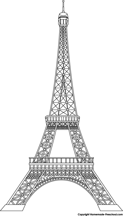 Eiffel tower images clipart free png Free Eiffel Tower clipart, ready for PERSONAL and COMMERCIAL ... png