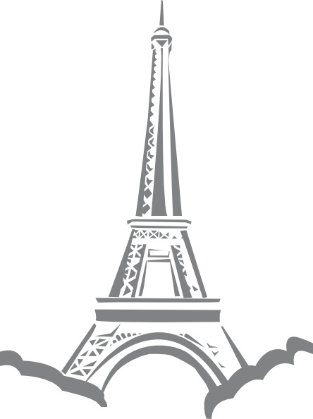 Eiffel tower images clipart free png royalty free Eiffel Tower Paris clip art Free vector in Open office drawing svg ... png royalty free