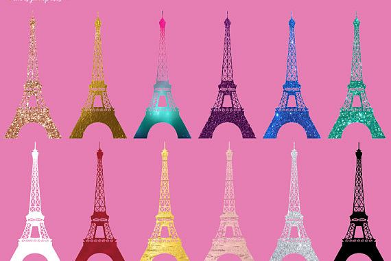 Eiffel tower silhouette clipart clip freeuse library Eiffel Tower Silhouette Clipart clip freeuse library