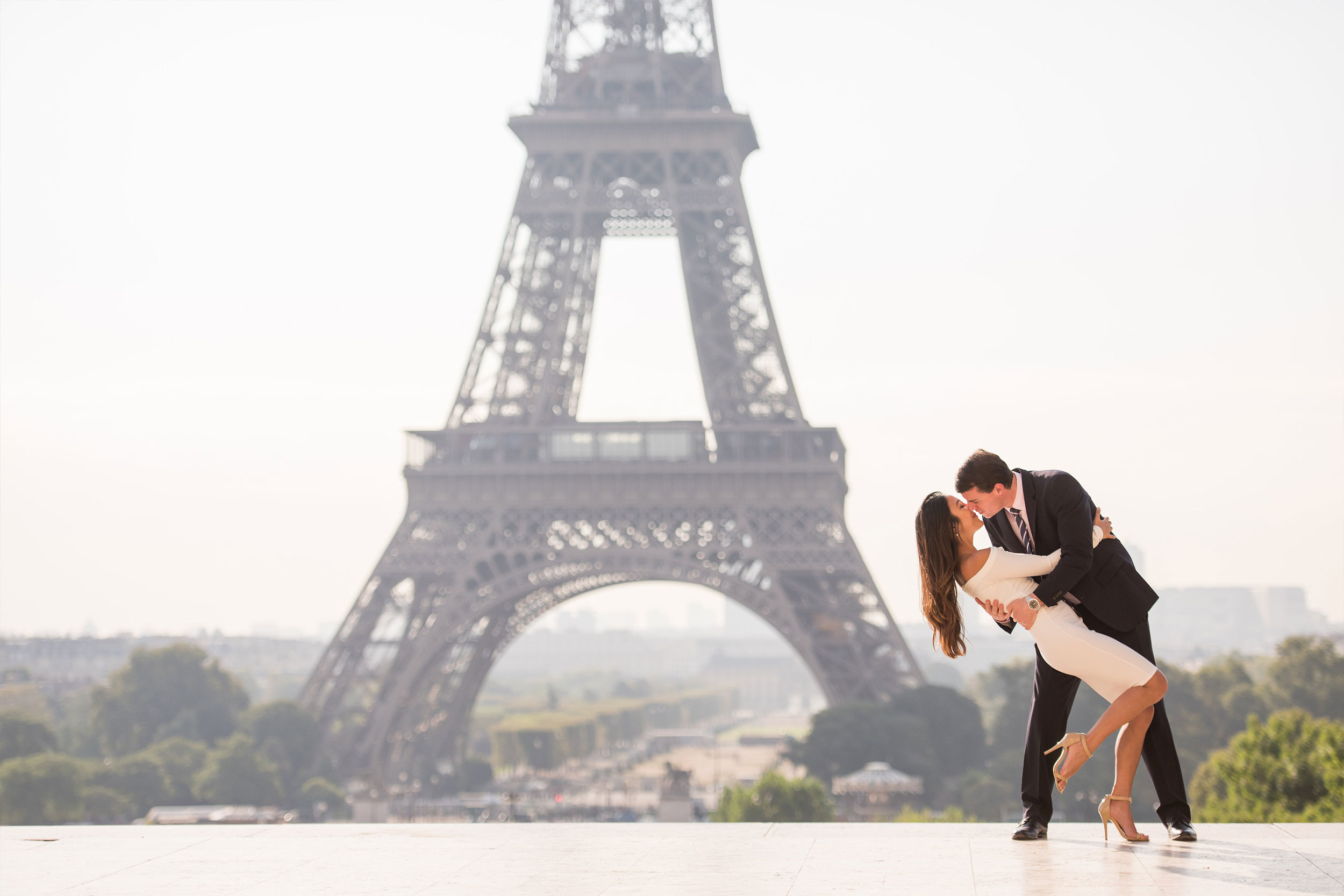 Eiffel tower with cafe in front clipart jpg stock Pictours™ Paris Photography - Proposals, Elopements, Family Portraits jpg stock