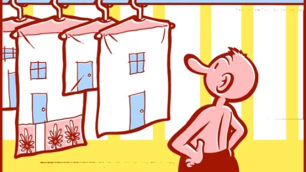 Mieten oder Kaufen: Lust auf ein eigenes Haus - Meine Finanzen - FAZ picture transparent