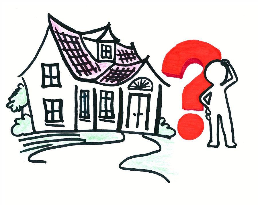 Warum Sie ein eigenes Haus bauen oder kaufen sollten? - Eigenheim ... clipart download