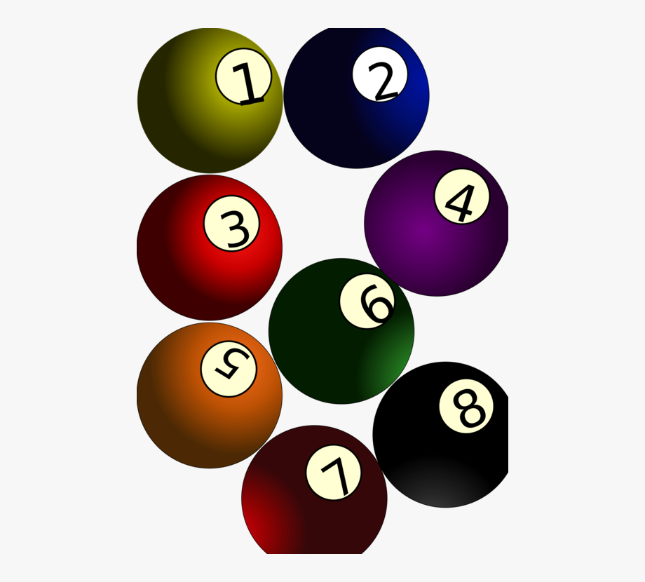 Eight ball clipart jpg library library Eight Ball Billiard Balls Billiards Pool Magic 8 Ball - 8 Balls ... jpg library library