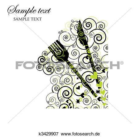 Einladung clipart image black and white Clip Art - menükarte, oder, einladung, für, nachtessen, parteien ... image black and white