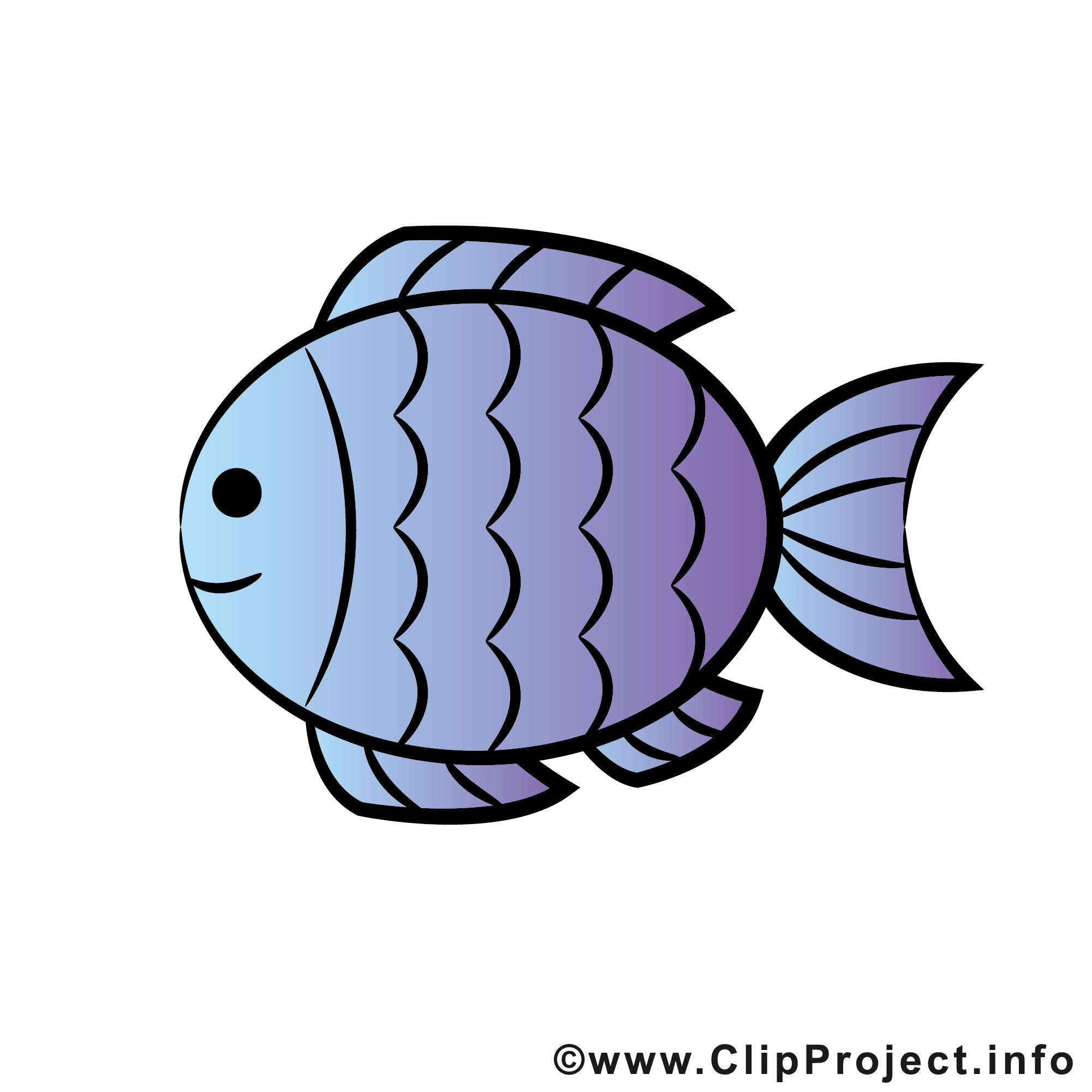Einladung clipart schwarz wei banner transparent download Kommunion Einladungskarten mit Cliparts gestalten - Fisch Cartoon banner transparent download