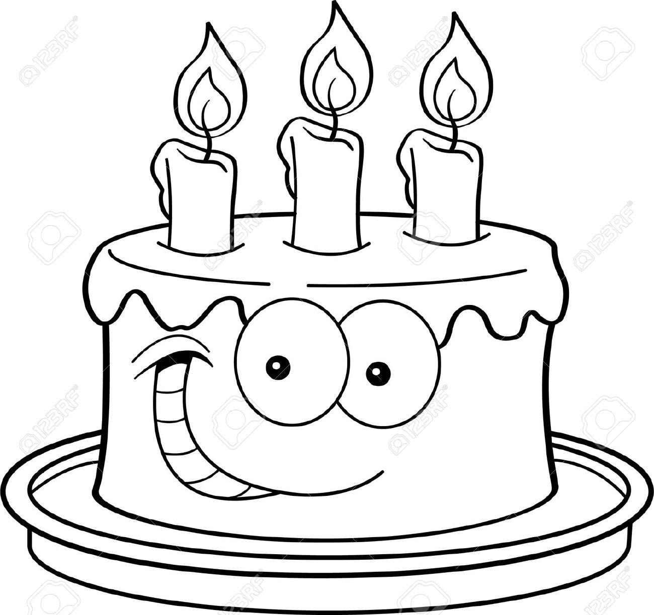 Einladung clipart schwarz wei png transparent Kuchen clipart schwarz weiß - ClipartFest png transparent