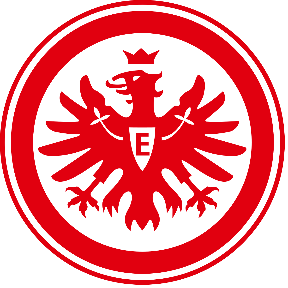 Eintracht frankfurt clipart