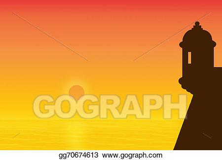 El morro clipart clip art freeuse Stock Illustration - El morro. Clipart Illustrations gg70674613 ... clip art freeuse