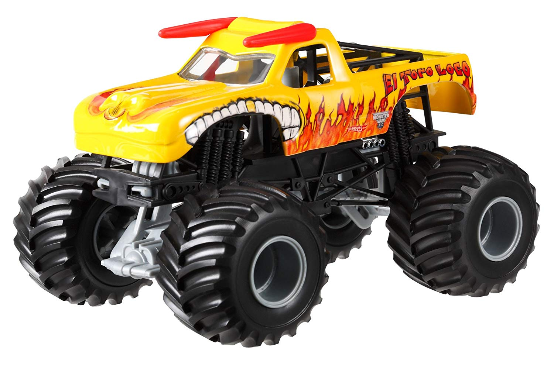 El toro loco clipart png download Download Free png Amazon.com: Hot Wheels Monster Jam El Toro Loco ... png download