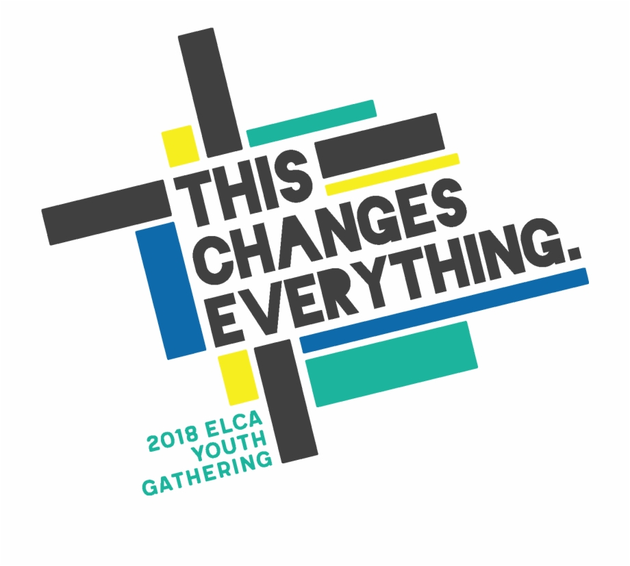 Elca clipart vector black and white library Youth Group - Changes Everything Elca Youth Gathering Free PNG ... vector black and white library
