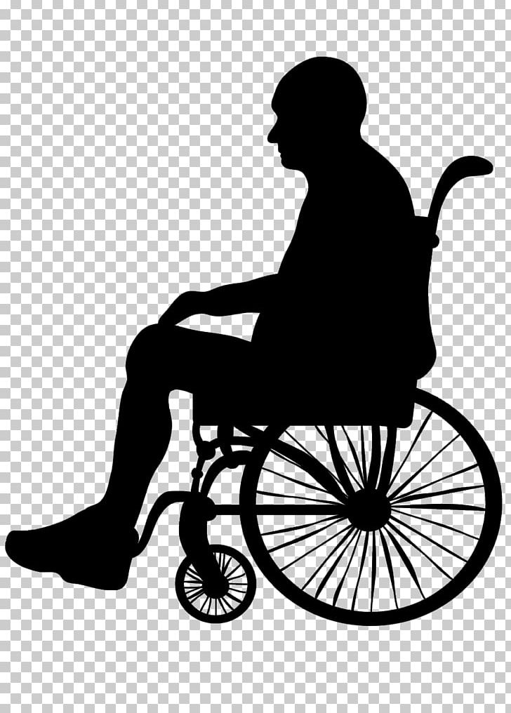 Elderly at home clipart silhouette clipart free Silhouette Wheelchair Old Age Illustration PNG, Clipart, Cartoon ... clipart free