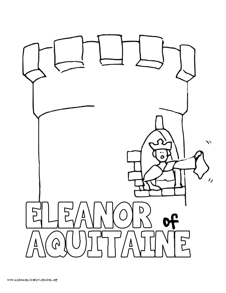 Eleanor of aquitaine clipart clip free library ELEANOR of AQUITAINE clip free library
