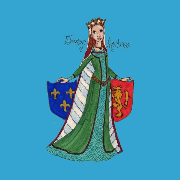 Eleanor of aquitaine clipart clip art royalty free Eleanor of Aquitaine clip art royalty free