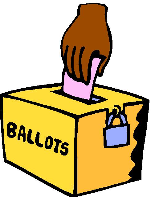 Election ballot clipart clip art black and white stock Election Ballot Cliparts - Cliparts Zone clip art black and white stock