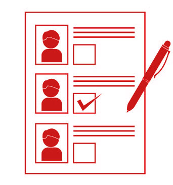 Election ballot clipart png library Election ballot clipart 4 » Clipart Station png library