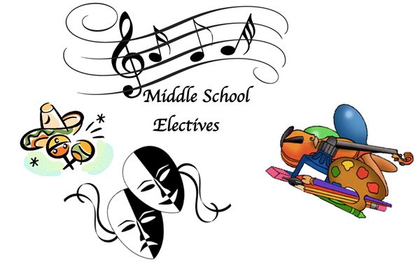 Elective clipart picture black and white Electives / Homepage picture black and white
